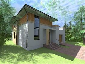 projekt domu do 150 m2