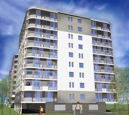 projekt apartamentowca