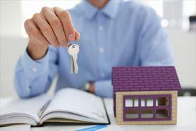 klucze i domek