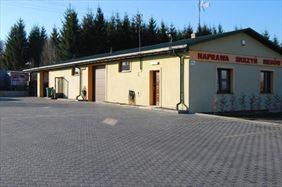 siedziba warsztatu samochodowego Kinzul