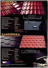 dachówki Symetria i Karpiówka