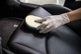 czyszczenie tapicerki samochodowej