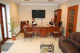 biuro w domu pogrzebowym