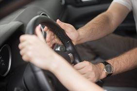 nauka jazdy z instruktorem