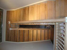 schody dwuzabiegowe z podestem i podstopniami