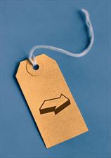 etykiety kartonowe