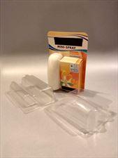 plastikowe elementy opakowań
