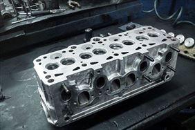 sprawdzanie szczelności bloku silnika