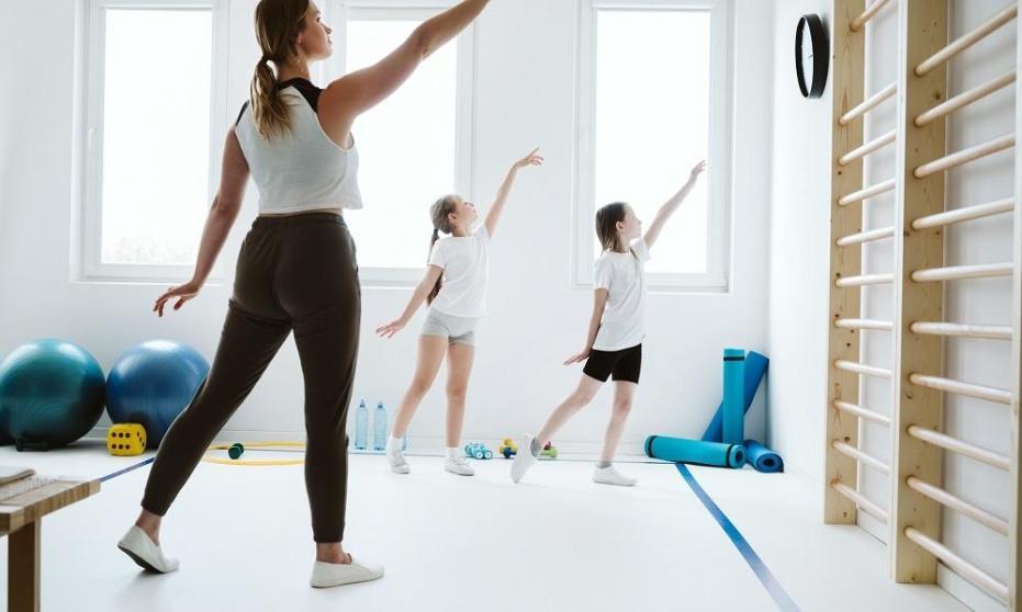 Jak zaaranżować małą salę gimnastyczną?