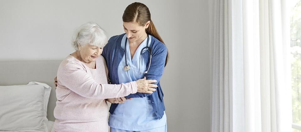 Największe wyzwania związane z opieką nad osobami starszymi