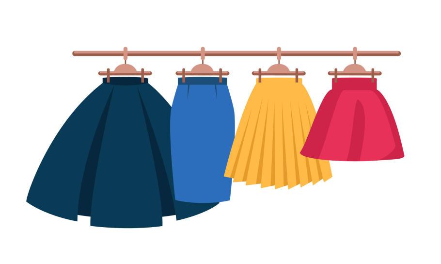 Rodzaje spódnic – jaki fason najlepiej wybrać?
