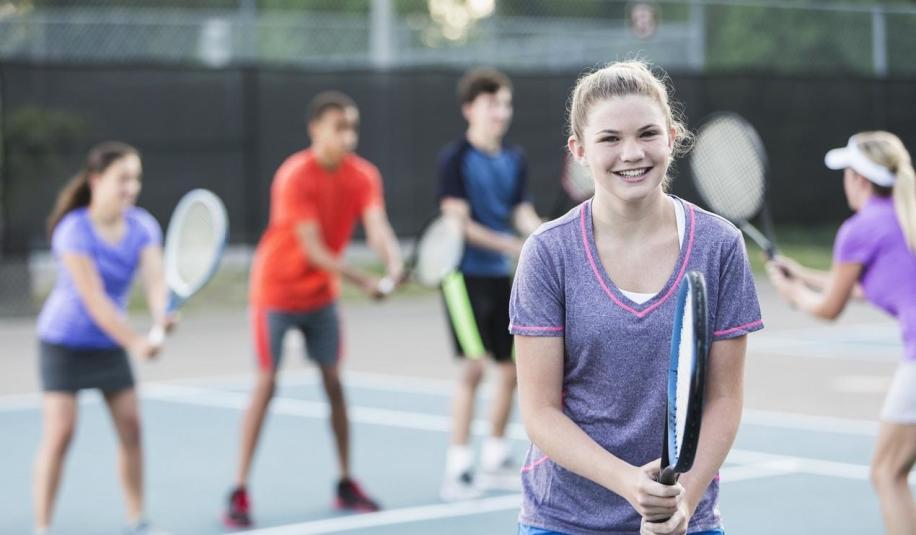 Tenis amatorski w Polsce. Charakterystyka
