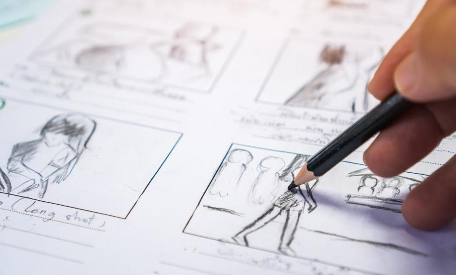 Czym charakteryzują się prezentacje rysowane?
