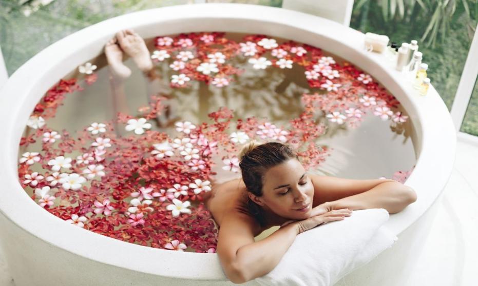 3 najlepsze propozycje domowych kąpieli leczniczych