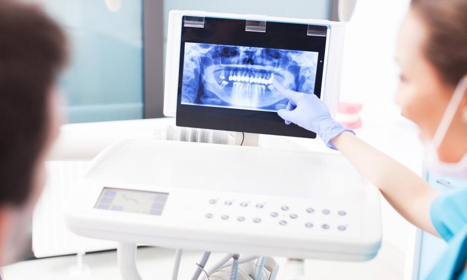 RTG zęba w diagnostyce stomatologicznej