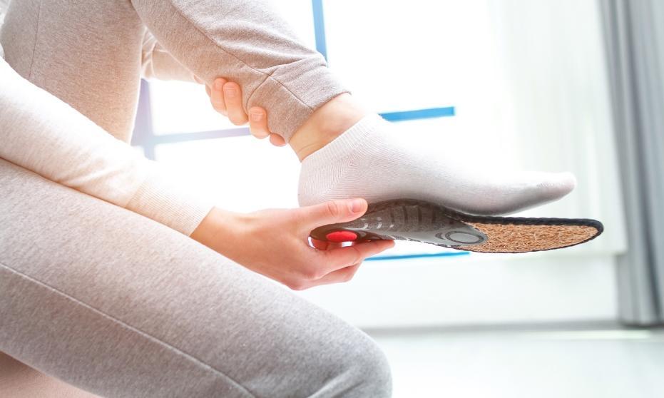 Wkładki ortopedyczne - komu są potrzebne?