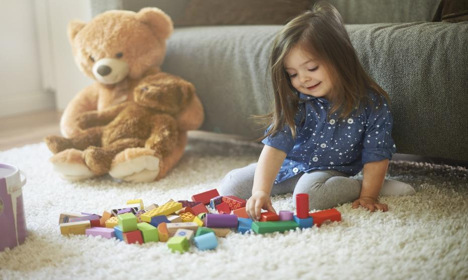 Wpływ zabawek na rozwój dziecka