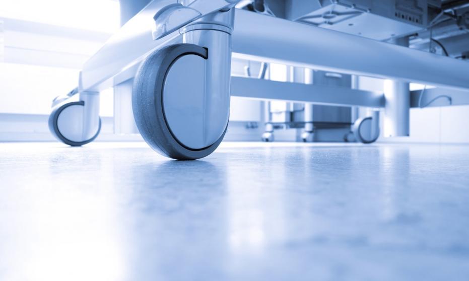 Dezynfekcja przychodni i pomieszczeń szpitali