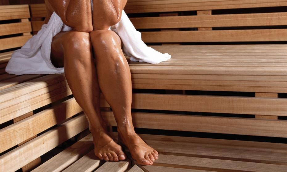 Sauna dobrym sposobem na przeziębienie? To mit!