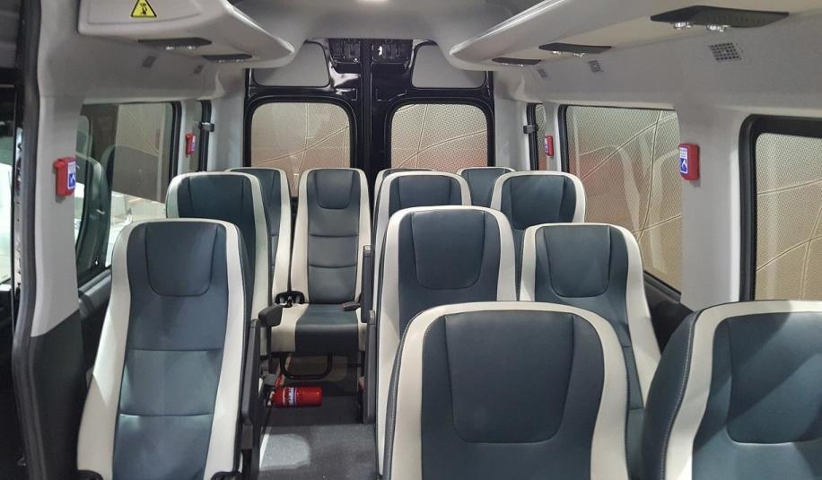 Jak wyposażone są busy na trasach międzynarodowych?