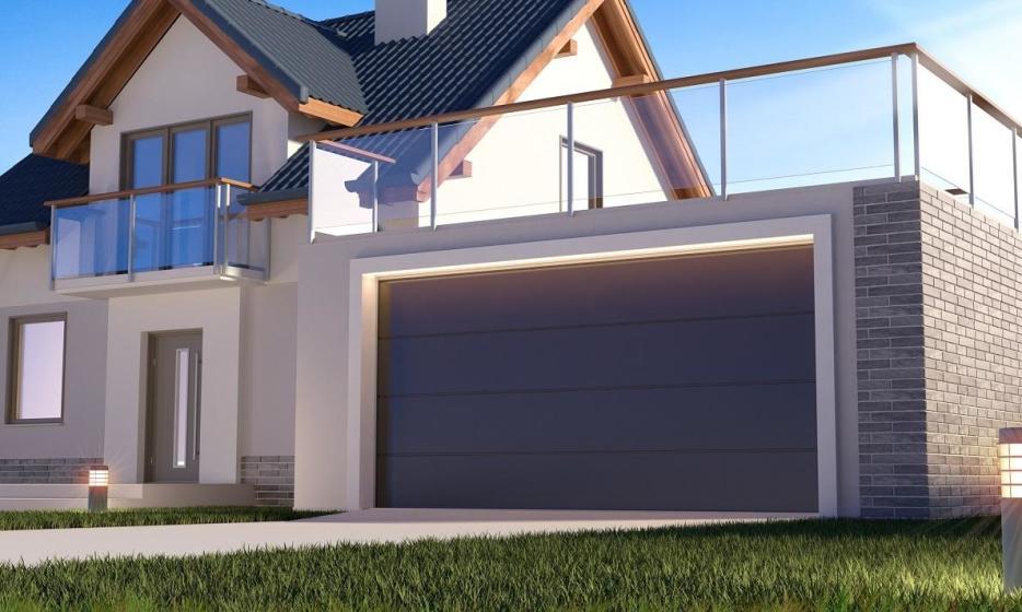 Zalety uchylnych bram garażowych. Kiedy warto wybrać taką bramę?