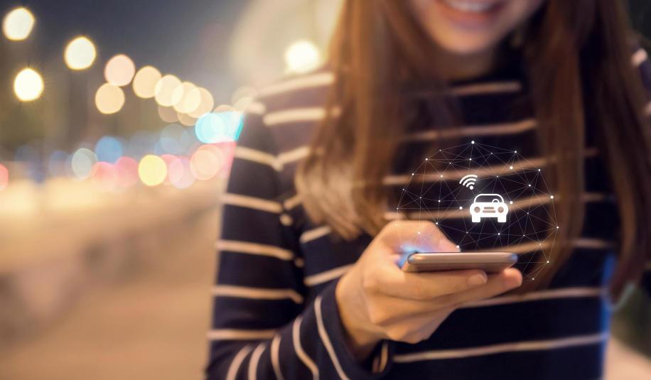 Jak zamówić taksówkę bez dzwonienia?