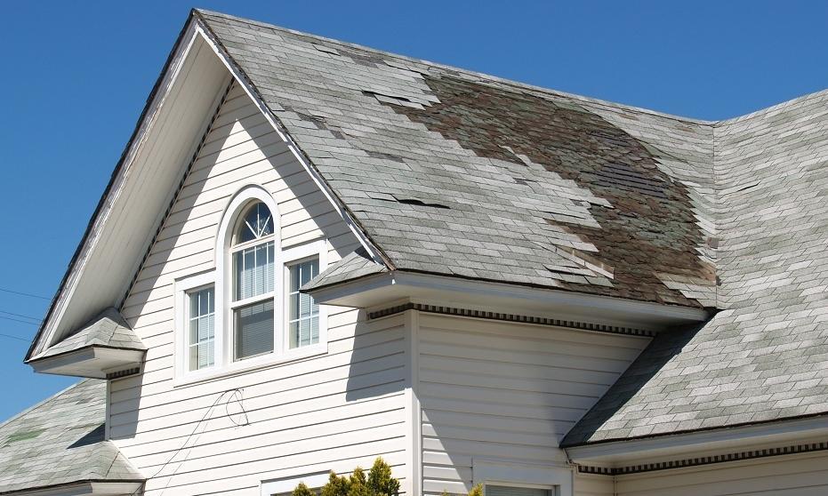 Najczęstsze usterki dachów