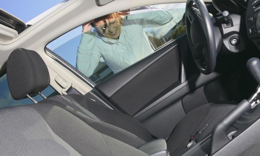 Co robić, gdy w samochodzie zatrzasnęły się kluczyki?