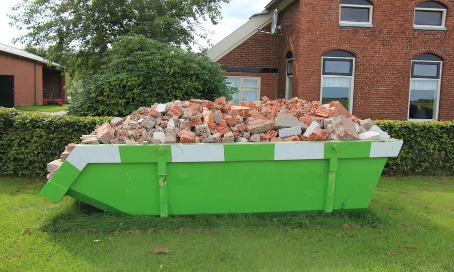 Typy kontenerów wykorzystywanych na budowach
