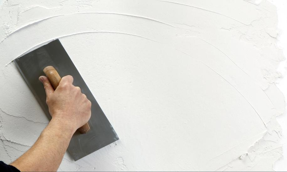 Typy tynków strukturalnych
