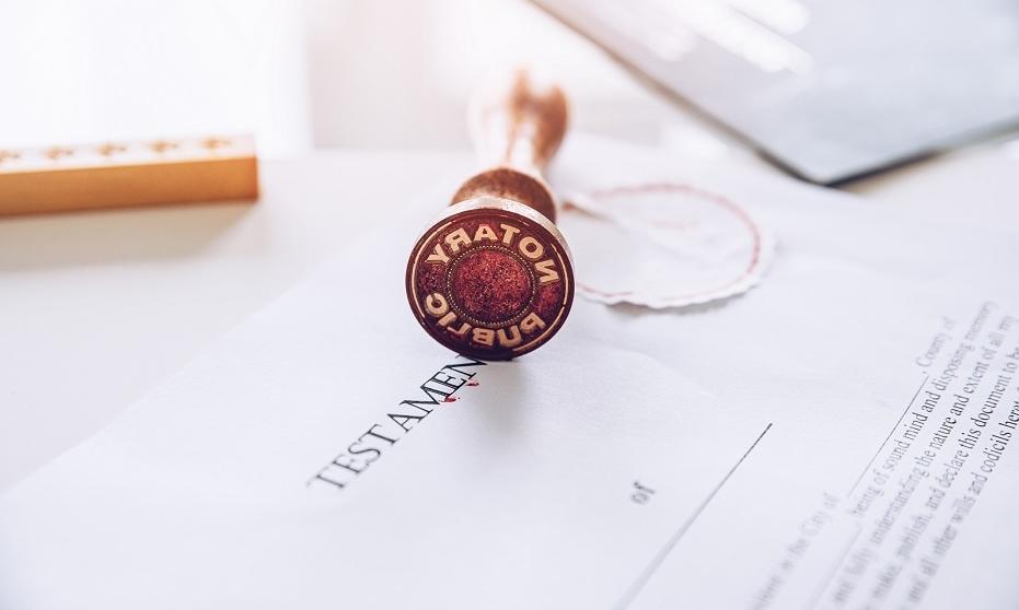 Jak wygląda procedura otworzenia testamentu u notariusza?