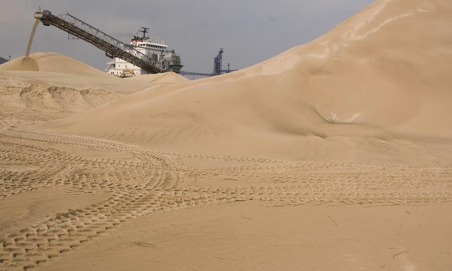 Jaka jest wydajność suszarni piasku?