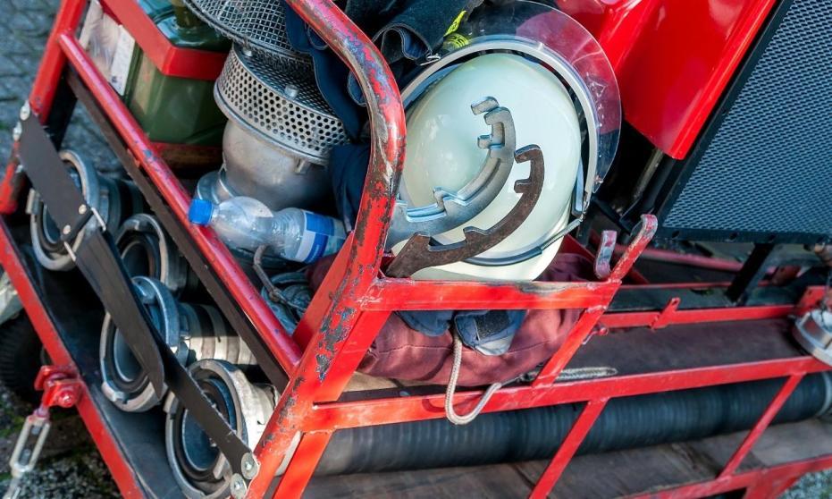 Zastosowanie przenośnych agregatów prądotwórczych w pracy straży pożarnej