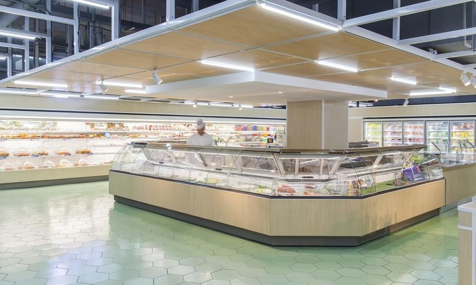 Moduły LED do oświetlania półek i gablot sklepowych
