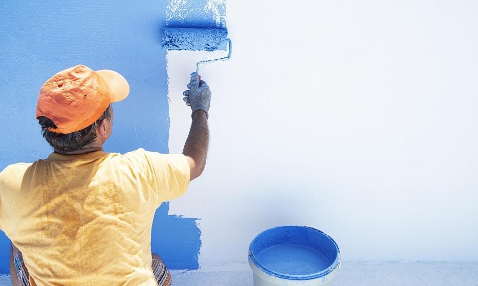 Czym charakteryzują się farby dekoracyjne i strukturalne?