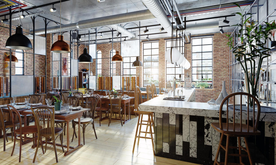 Wystrój restauracji – o czym pamiętać, projektując wnętrze?