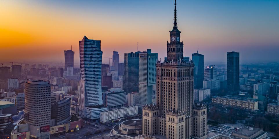 Pałac Kultury i Nauki – czyli słów kilka o symbolu Warszawy