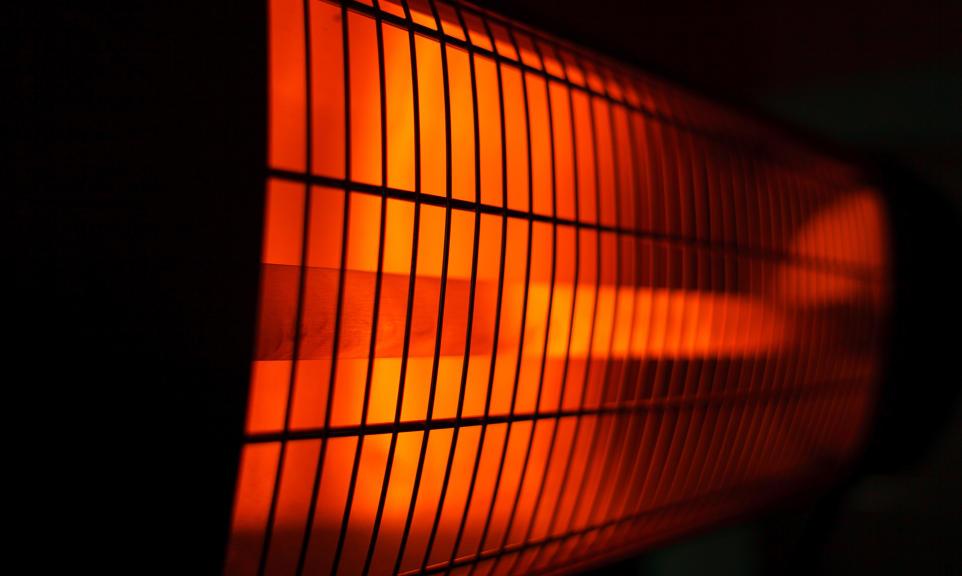 Promiennik podczerwieni, czyli ciepło przed Twoją restauracją