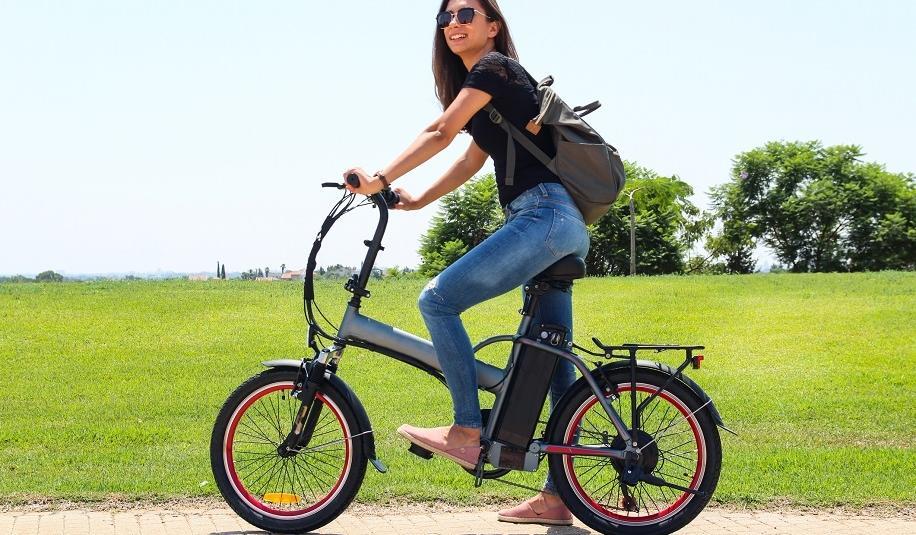Rowery ze wspomaganiem elektrycznym. Zasady działania