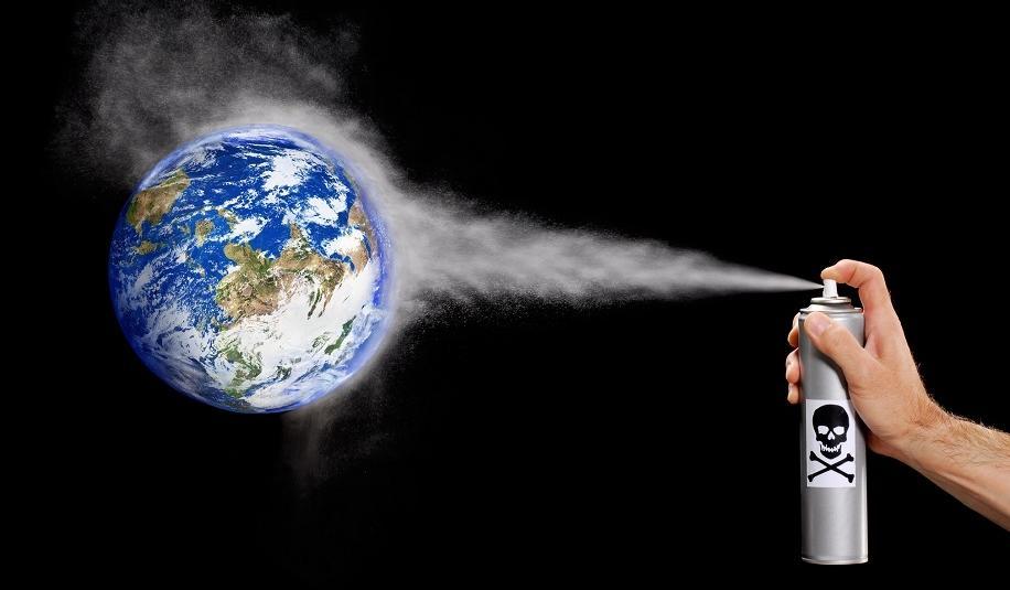 Jak mierzyć stężenie ozonu?