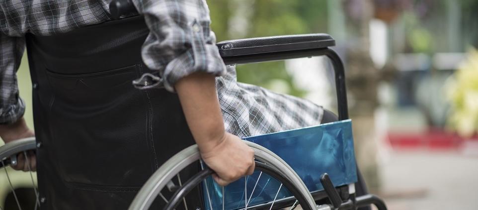 Jak schudnąć będąc na wózku inwalidzkim