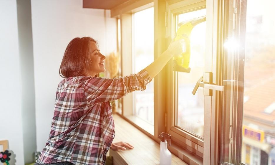 Jak dbać o okna?