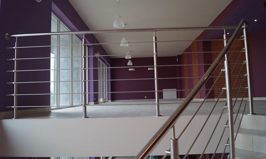 Balustrada jako ważny element wykończenia schodów