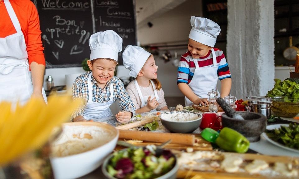 Niejadek w restauracji - menu dla dzieci, a może szkoła gotowania?