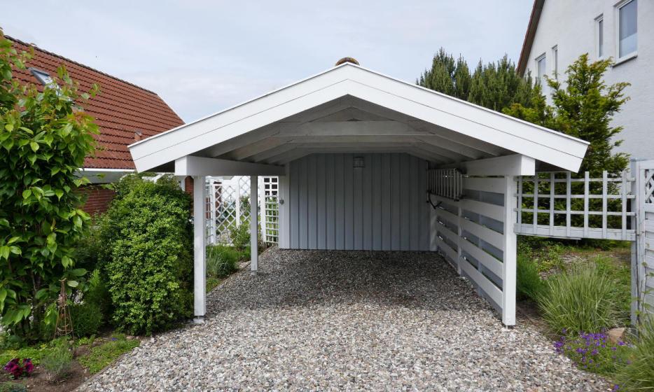 Wiata garażowa - ochrona dla Twojego samochodu