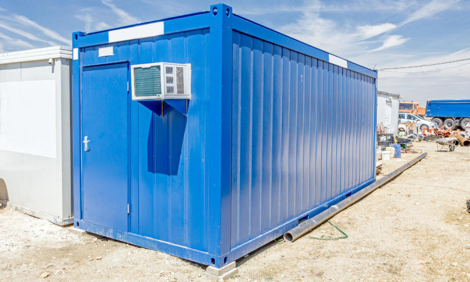 Wykorzystanie kontenerów na budowach