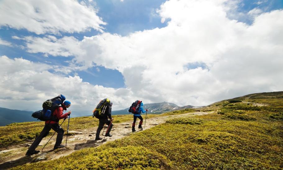 Bieg po zdrowie. Trasy biegowe w Białce Tatrzańskiej