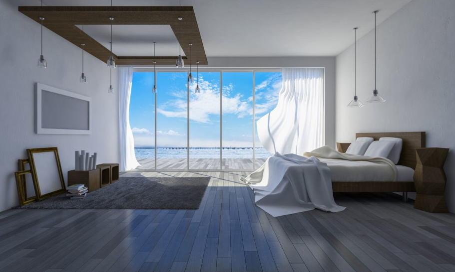 Zalety wynajmu apartamentu nad morzem