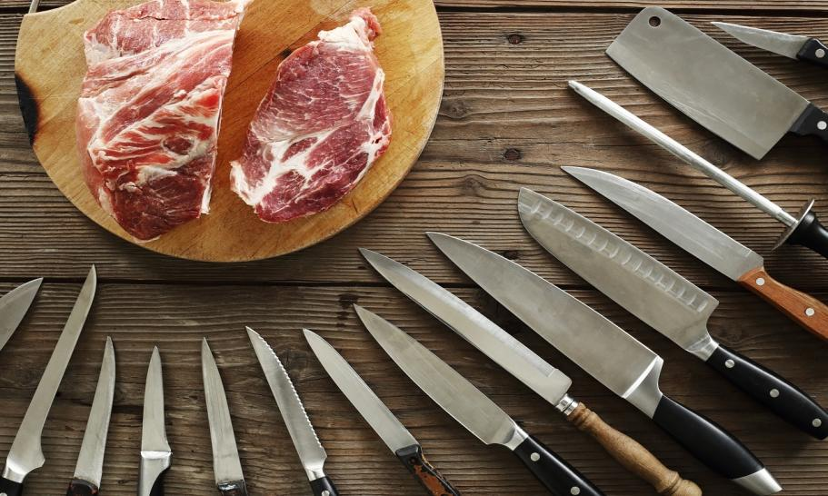 Kryteria wyboru noży kuchennych