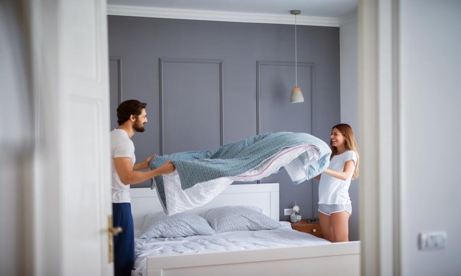 Jak zadbać o wygodę w sypialni?